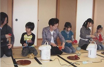 特定非営利活動法人 茶道「清風の会」